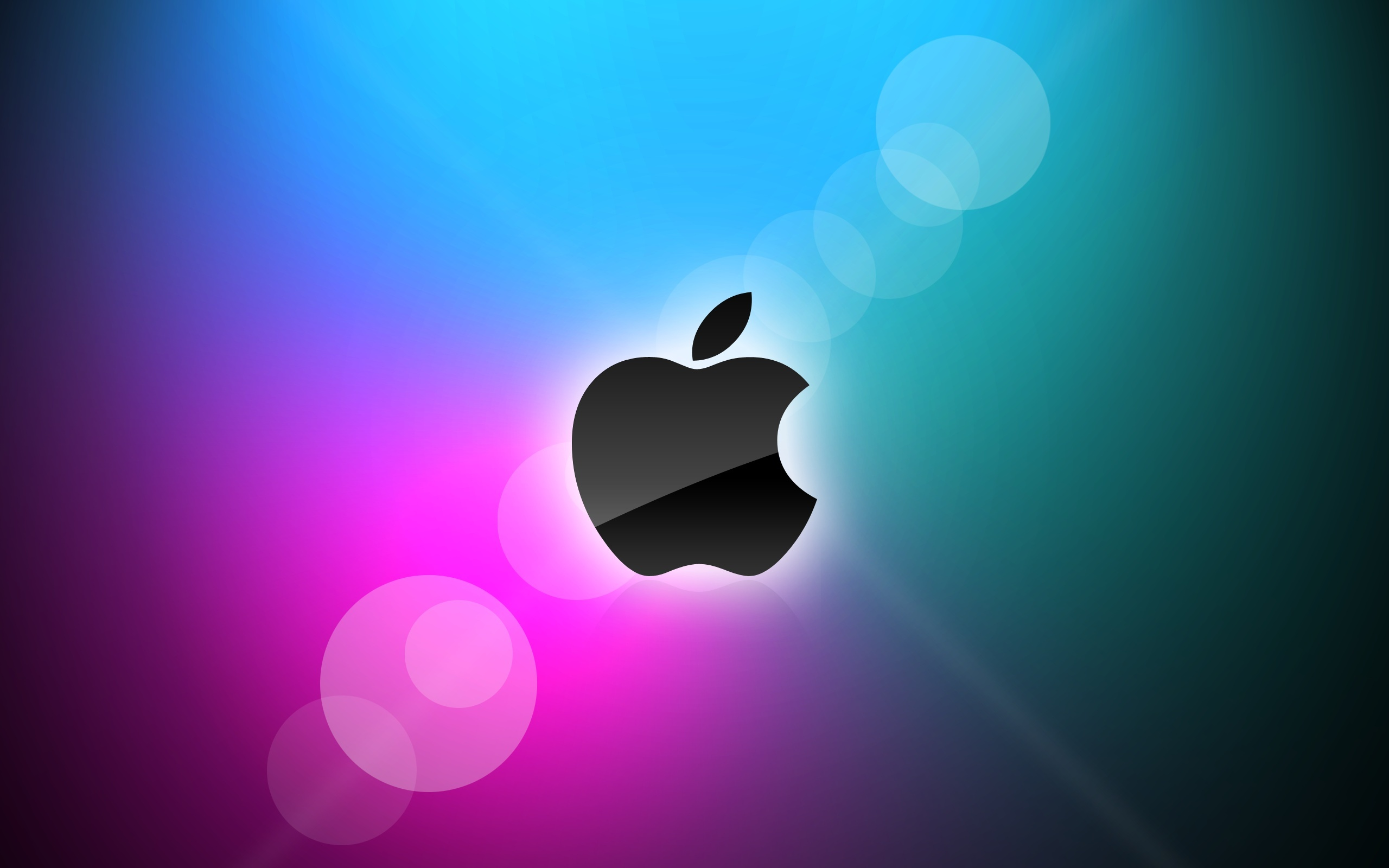 Apple Color Flares