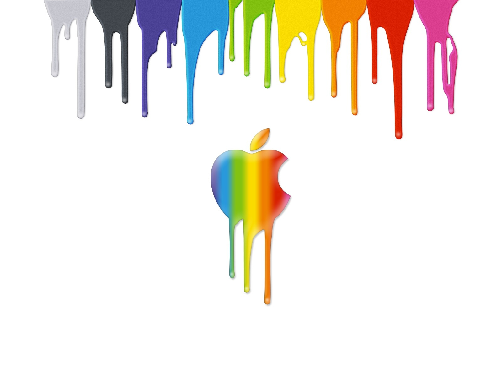 Apple Color Glowing