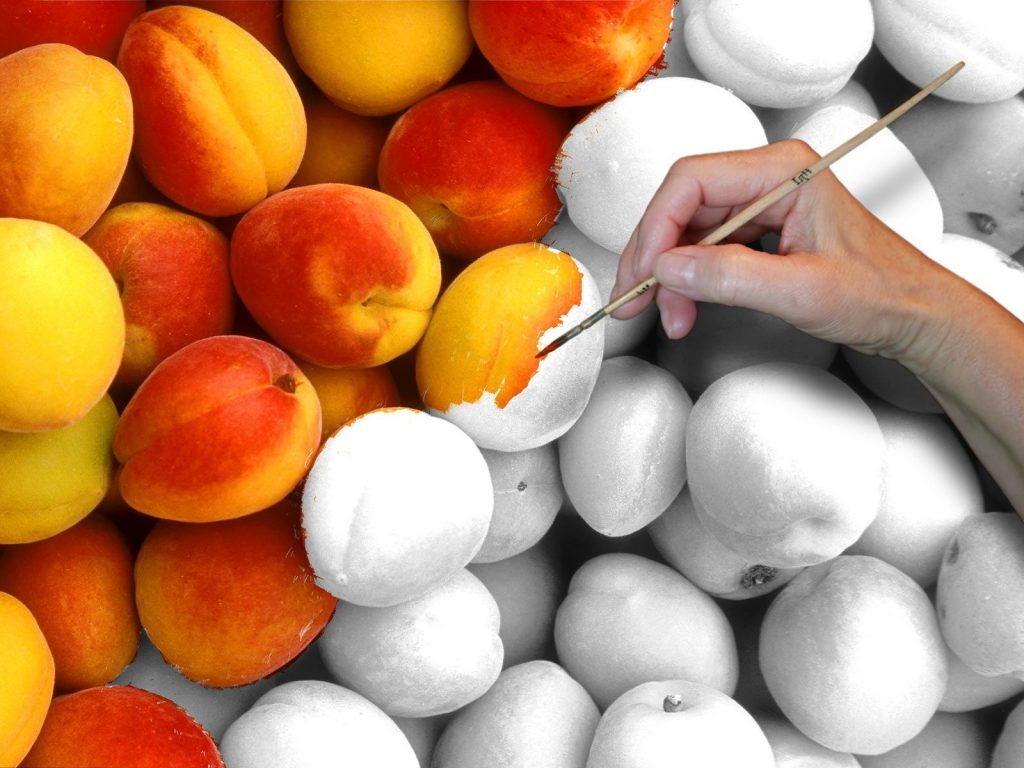 Painting Fruits