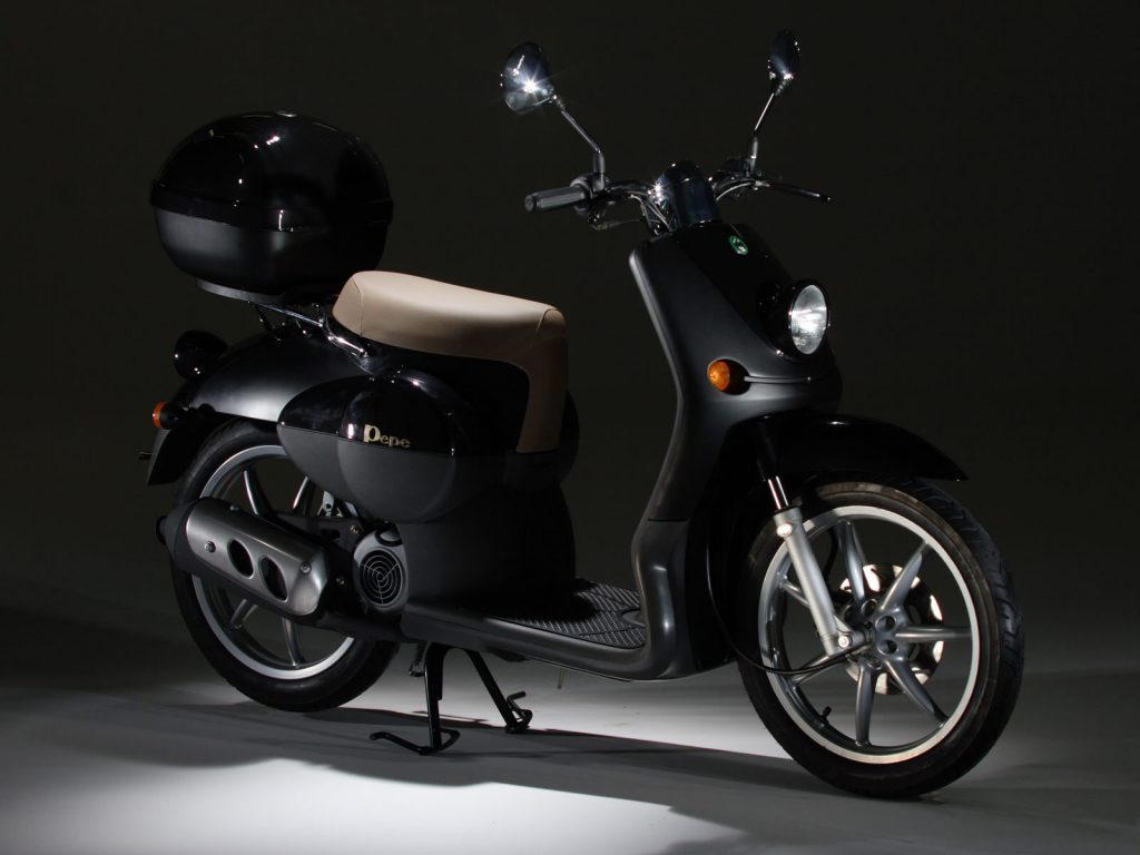 Scooter_Benelli_Pepe_50 Lx_2006
