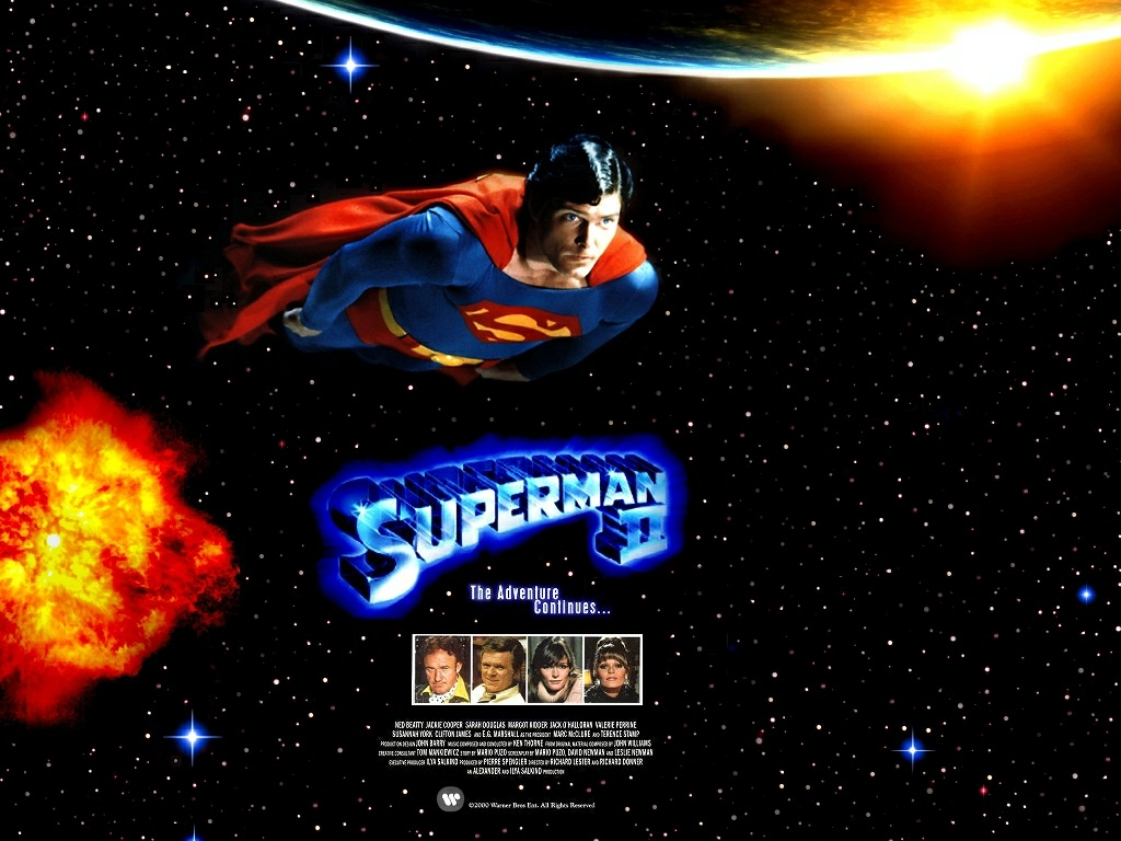 Superman Ii The Adventure Continues